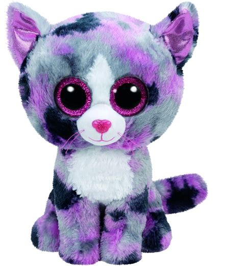 Cat Beanie ty beanie boo plush lindi the cat 6 quot toys