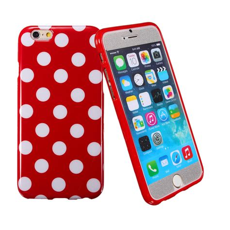 Big Silicon Tpu For Iphone 6 Plus Tpu34 polka dot pattern soft tpu gel silicone cover for iphone 6 6s 4 7 plus 5 5 quot on luulla