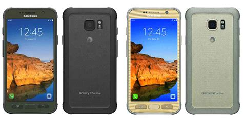Samsung Galaxy S7 Active Samsung Galaxy S7 Active Leaks Continue With Spec