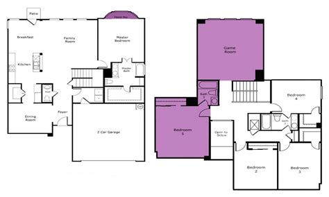 Plans Room | family room addition plans room addition floor plans one