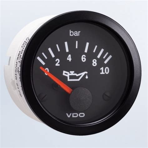 Vdo Presurre Meter vdo pressure 10 bar