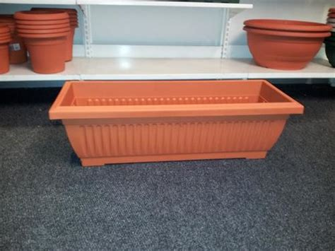 plastic planter box plastic planter boxes images