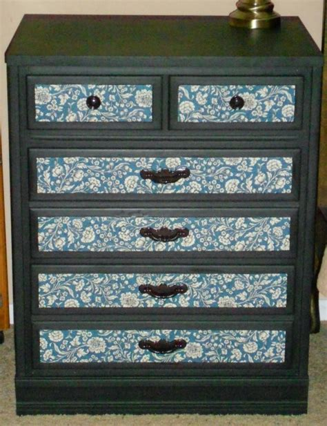 decoupage drawer fronts 155 best furniture decoupage images on