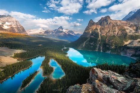 Canada Post Address Lookup By Name Lake O Hara Yoho National Park Canada Earthporn Org