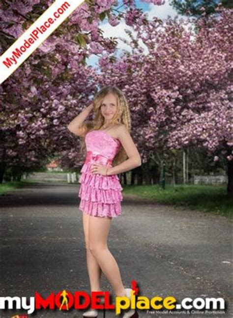 young tween models new model portfolio added by teen model angelina at