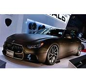 2019 Maserati Granturismo  Cars Review 2020
