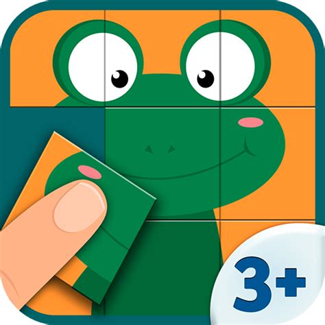 Touch Game Gift Card - amazon com animals kids puzzle game 9 pieces 3 by happy touch games for kids