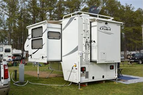 Rv Chalet Plans by Chalet Rv Ts116 Slide Truck Cer Washer Dryer