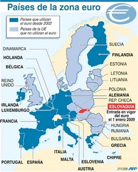 d asyclase pa ses de la uni n europea que no utilizan el euro