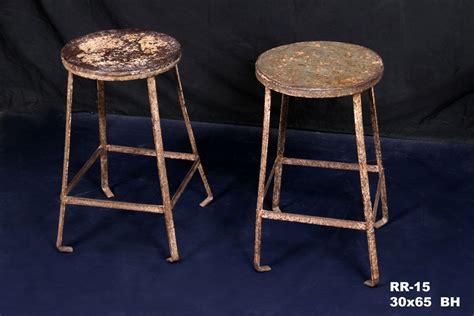 taburetes antiguos taburetes antiguos de metal
