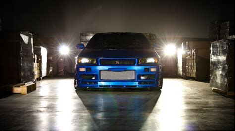 nissan skyline fast and furious 4 nissan nissan gt r skyline r34 fast and furious fast and