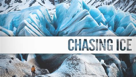 chaising ice hub film night chasing ice boston