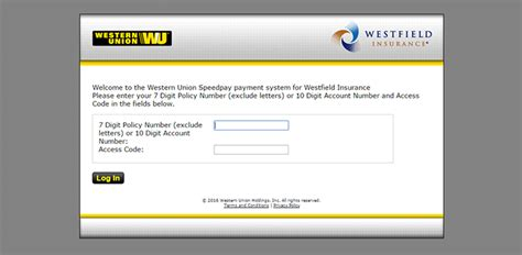 Westfield Auto Insurance Login   Make a Payment