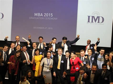 Mba Programs Nederland by 8 International Institute For Management Development