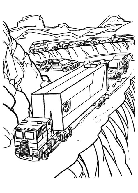 transformers g1 coloring page transformers coloring pages