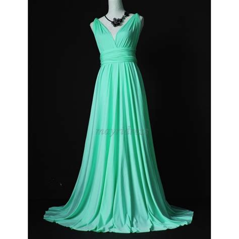 mint green infinity dress mint green infinity dress bridesmaid wrap convertible