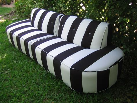 black and white striped sofa black and white striped homesfeed