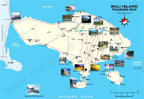 Bali Weather Forecast and Bali Map Info: Bali Island