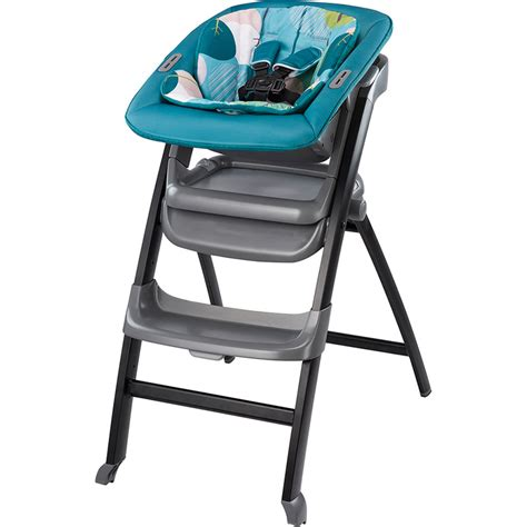 folding high chair with removable tray 4in1 quatore high chair with removable tray in aqua buy
