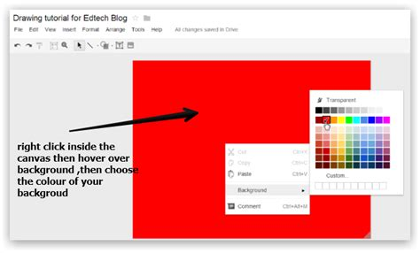 wallpaper in google docs 9 steps to create a classroom poster using google docs