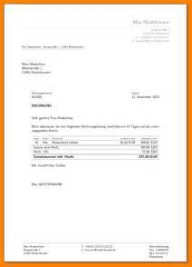 Rechnung Kleinunternehmer Englisch 8 Rechnung Schreiben Auf Englisch Lesson Templated