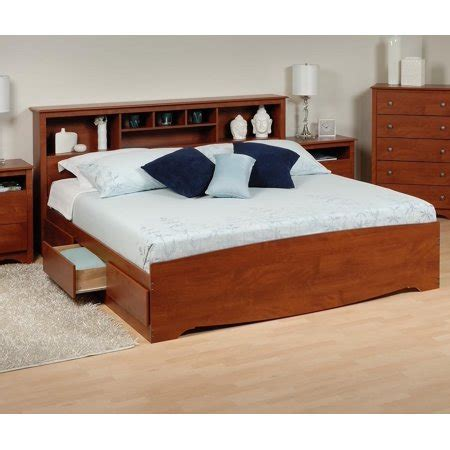 king bookcase platform storage bed platform storage bed w bookcase headboard bed size king