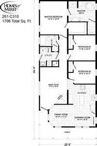 homes of merit floor plans manufactured and modular home floor plans and designs