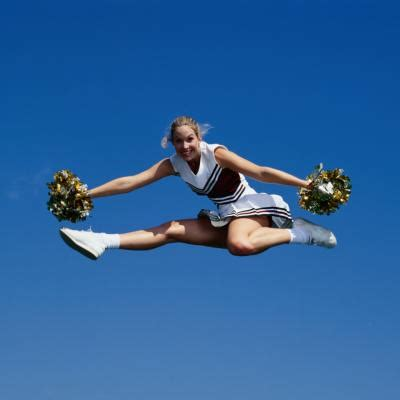Did Stapp Jump Because He Got High by How To Do A Herkie In Cheerleading Healthy Living