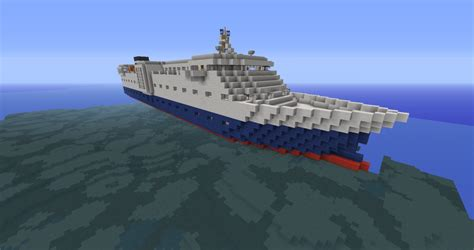 minecraft ferry boat minecraft ferry v1 minecraft project