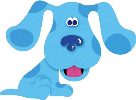 green puppy blues clues blue