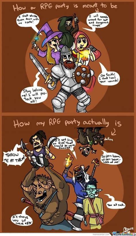 Rpg Memes - rpg party games by kolio meme center