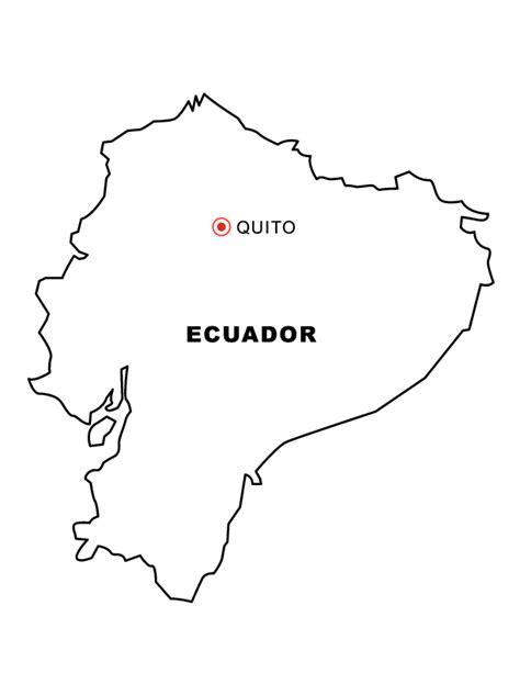 Flag Of Ecuador Coloring Page Az Coloring Pages Ecuador Coloring Pages