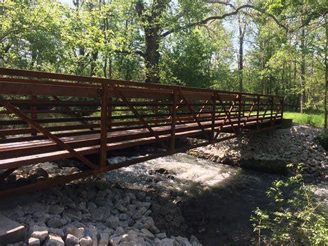 Frp Bridge Deck by Composite Advantage Constructs Frp Bridge System To