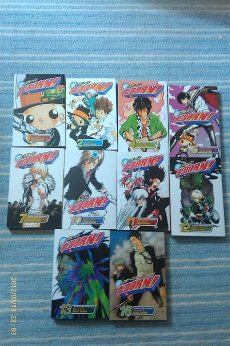 Hitman Reborn Vol 10 Diskon katekyo hitman reborn vol by bluedragoncartoon on deviantart