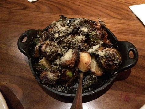 lazy plano caramelized brussels sprouts picture of lazy restaurant bar plano tripadvisor