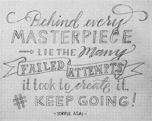 quote for sketchbook pencil sketches 06 11 13 two edit keepgoing