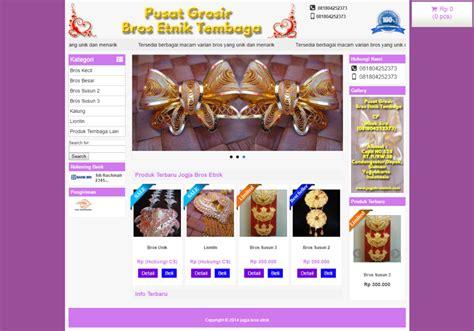 jasa membuat website toko online jasa pembuatan toko online untuk klien jogjabrosetnik com