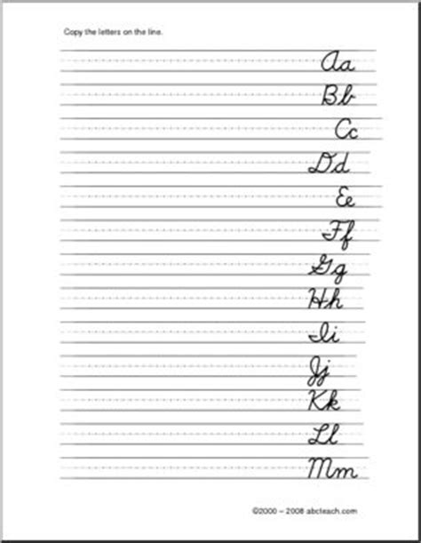 free printable handwriting worksheets for left handers 1000 images about cursive on pinterest