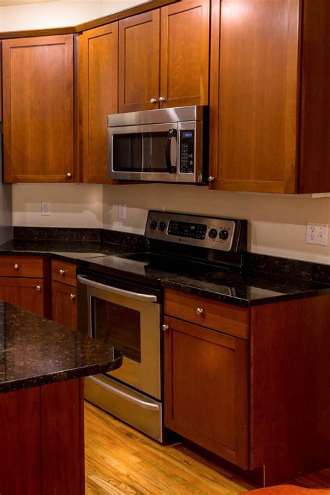 Finishing Kitchen Cabinets 7 Steps To Refinishing Your Kitchen Cabinets Overstock