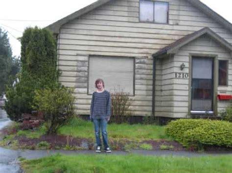 kurt cobain house aberdeen my trip to aberdeen wa youtube