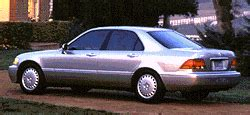 autopedia 1997 acura rl