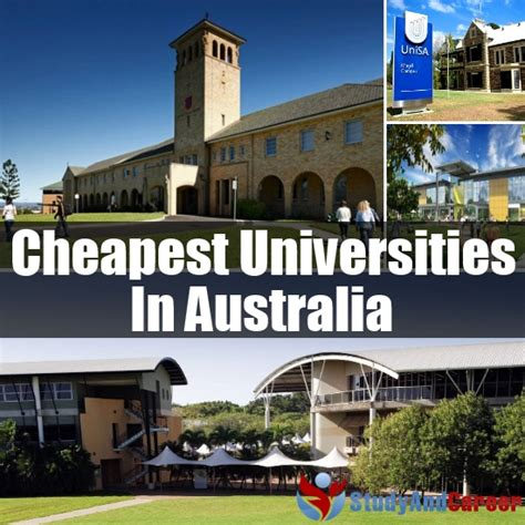 Cheapest Universities In Usa For International Students Mba by Most Affordable Universities In Australia For