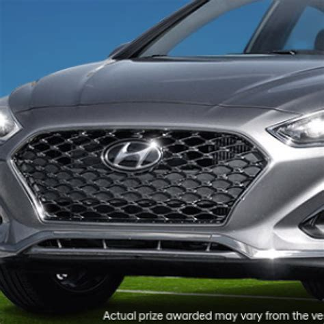 Hyundai College Football Sweepstakes - win a 2018 hyundai sonata sport granny s giveaways