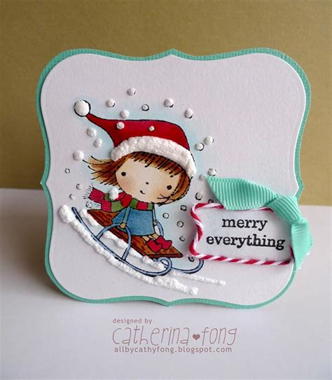 beautiful diy homemade christmas card ideas