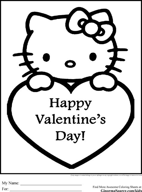 happy s day card black and white template coloring pages hello valentines coloring pages