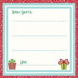 Blank Letter From Santa Template by Search Results For Blank Letters From Santa Templates
