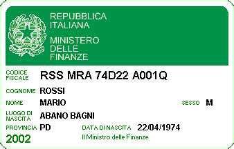 partita iva d italia calcola codice fiscale