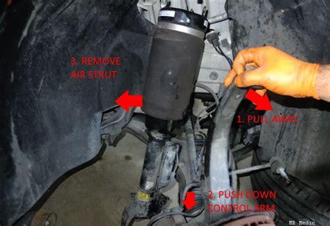 air suspension troubleshooting guide airmatic visit workshop