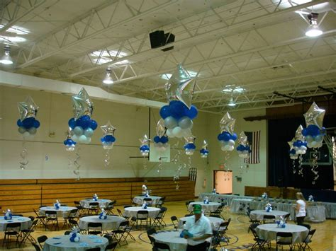 Balloon ceiling decorations party favors ideas