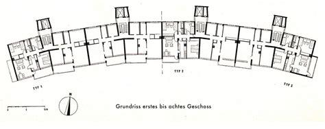 Gropius House Floor Plan by B 252 Rgerverein Hansaviertel